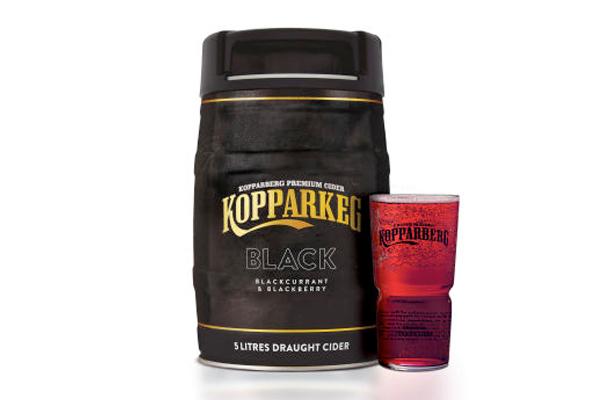 enjoy kopparberg black at home in 5litre kopparkeg food and drink rh foodanddrinktechnology com blackjack at home black cat homes