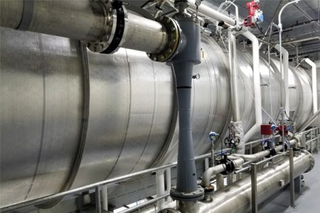Malt Products Corporation invests in vacuum belt dryer