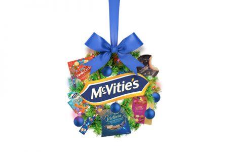 McVitie's unveils Christmas range