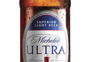 New bottle format for Michelob ULTRA