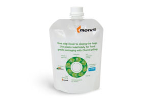 Mondi creates foodsafe packaging from recycled plastic