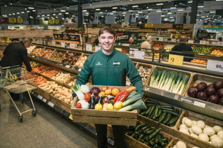 Morrisons rolls out plastic-free fruit & veg aisles