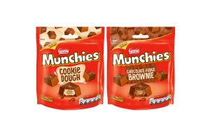 Nestlé adds two flavours to Munchies brand