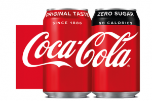 Coca-Cola GB: Red is the new black