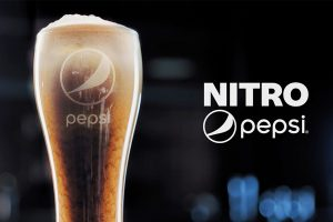 Pepsi to launch nitrogen-infused beverage