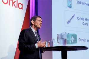 Challenging quarter for Orkla
