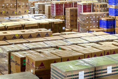 Berlin Packaging opens new mega warehouse in California