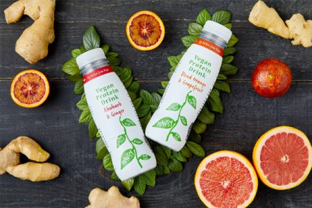 First algae protein drink launched in UK