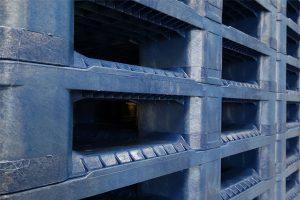 Plastic pallet supplier's recycling pledge