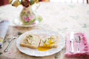 New advice on eating runny eggs