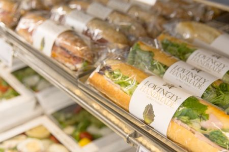 Pret to introduce full ingredient labelling
