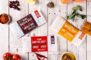 Prime Bar beef protein snacks gain supermarket listings