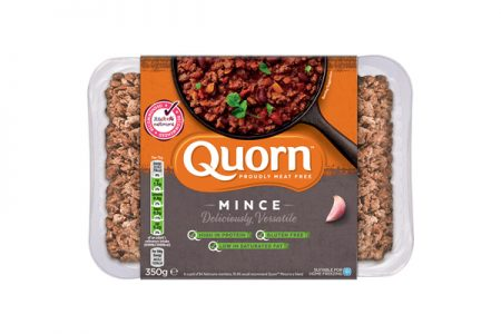 Quorn Foods switches to white trays