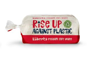 Roberts moves to recyclable bread packaging