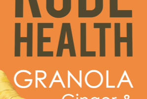First vegan granola from Rude Health