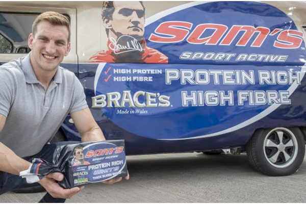 Brace's Bakery launches protein-packed products