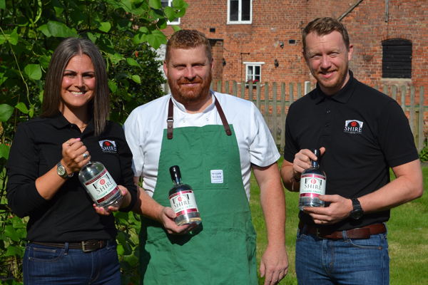 Shropshire Distillery produces foraged gins