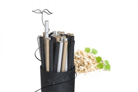 Stora Enso and Sulapac develop biodegradable straws