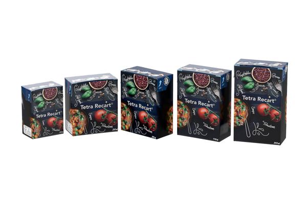 HelloFresh chooses Tetra Recart cartons for its products