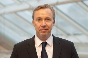 Tomra CEO wins prestigious European business leaders award