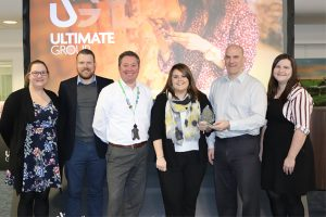Ultimate Packaging awarded IPL's 2018 Sustainability Award