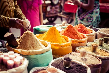 Indian spice market analysis