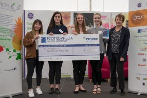 Vegan energy sweets win gold at student competition