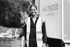 Waitrose looks to treble online grocery business