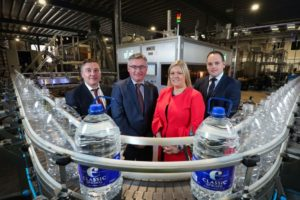 The Classic Mineral Water Company invests in automated lines